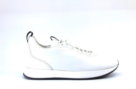 Γυναικεία λουστρίνι sneakers λευκα