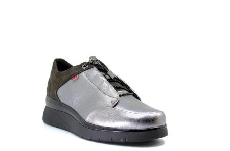 ασημί γυναικεία sneaker