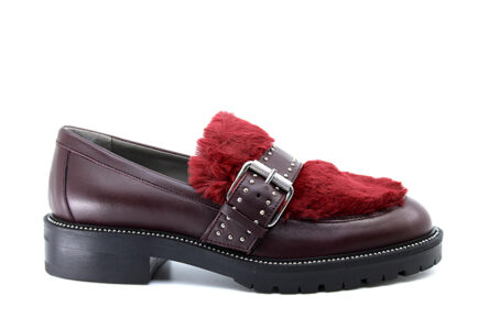 loafers bordo janet&janet