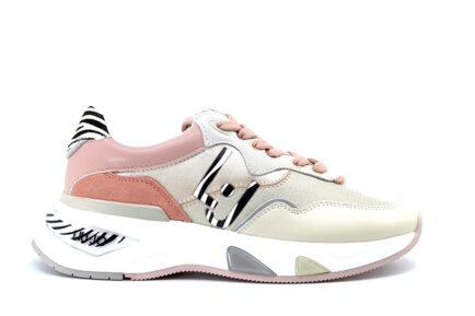 sneakers LIUJO μπεζ nude