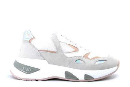 sneakers LIUJO λευκά