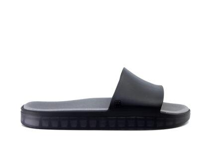 pool slides melissa μαύρες