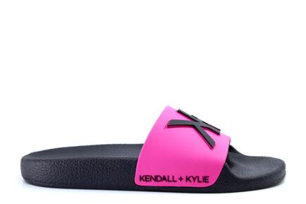 ΦΟΥΞΙΑ ΠΑΝΤΟΦΛΕΣ KENDALL & KYLIE ELLIS pool slides