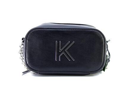 Kendall + Kylie Heather Γυναικεία Τσάντα Χιαστί σε Μαύρο χρώμα