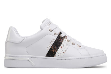 Guess Reel sneakers ΛΕΥΚΑ