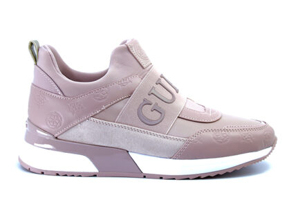 sneakers roze guess