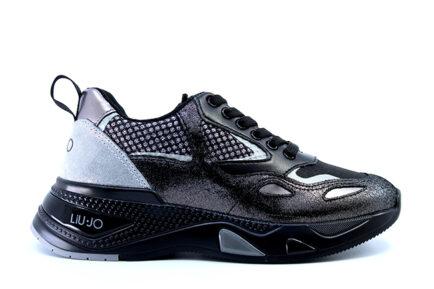 lio jo sneakers black