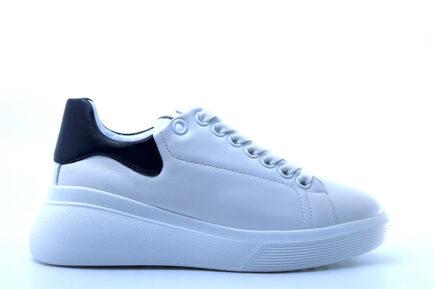 λευκά δερμάτινα sneakers HOGL